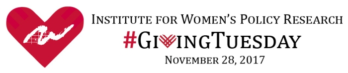 #GivingTuesday: Support Trusted Research on Women in2017